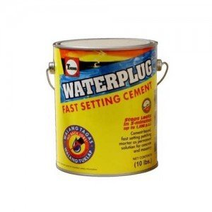 Thoro Waterplug Fast Setting Cement for sale online