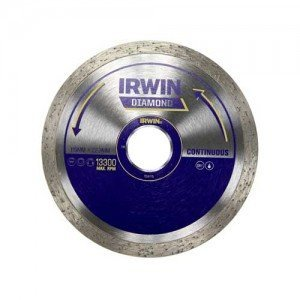 Irwin Continuous Diamond Cutting Blade