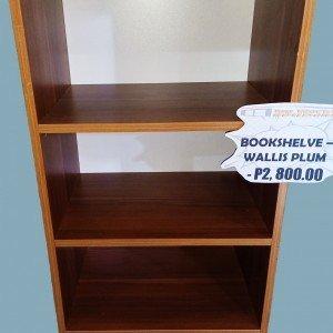 wallis plum book shelve offered by an online hardware store
